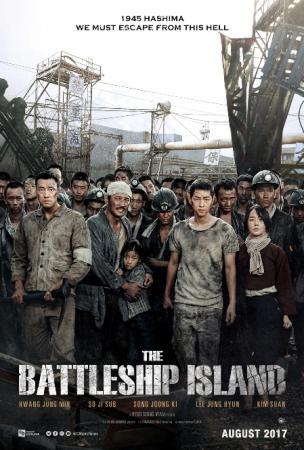 Menyaksikan Penderitaan Bangsa Korea di Film The Battleship Island