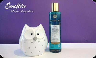 Sanoflore cosmétiques visage Bio aqua magnifica
