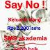 Fenomena Dibalik Rp 2200/SMS Akademia Televisi