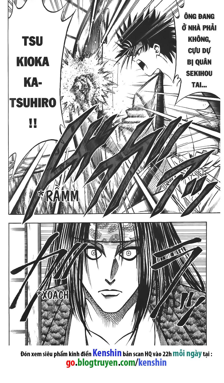 Rurouni Kenshin chap 45 trang 14