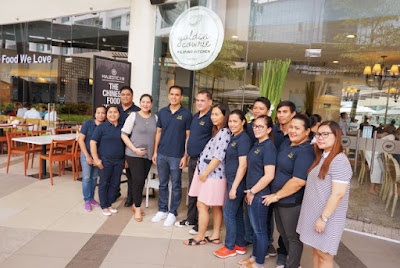 Golden Cowrie Filipino Kitchen, New restaurants in Cebu, Filipino Restaurants in Cebu, Cebu Golden Restaurant group, Pinaupong Manok, Kristine Kokseng, #RefreshinglyFilipino, #alwaysafeast, Cebu Best Blog