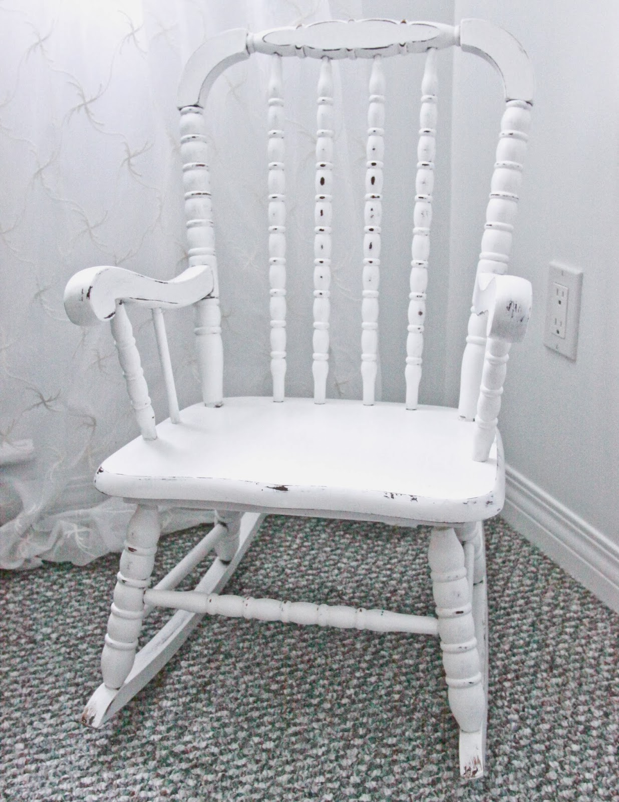 Sweet Tree Furniture Child S Jenny Lind Rocking Chair