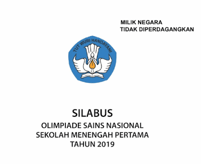 Download Silabus OSN SMP 2019