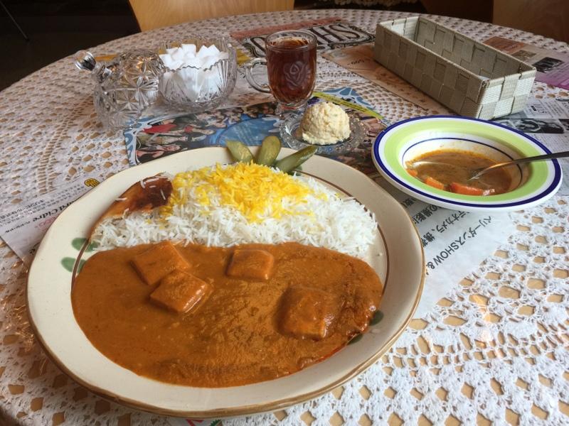 東京で世界一周 : ペルシャ料理 ...