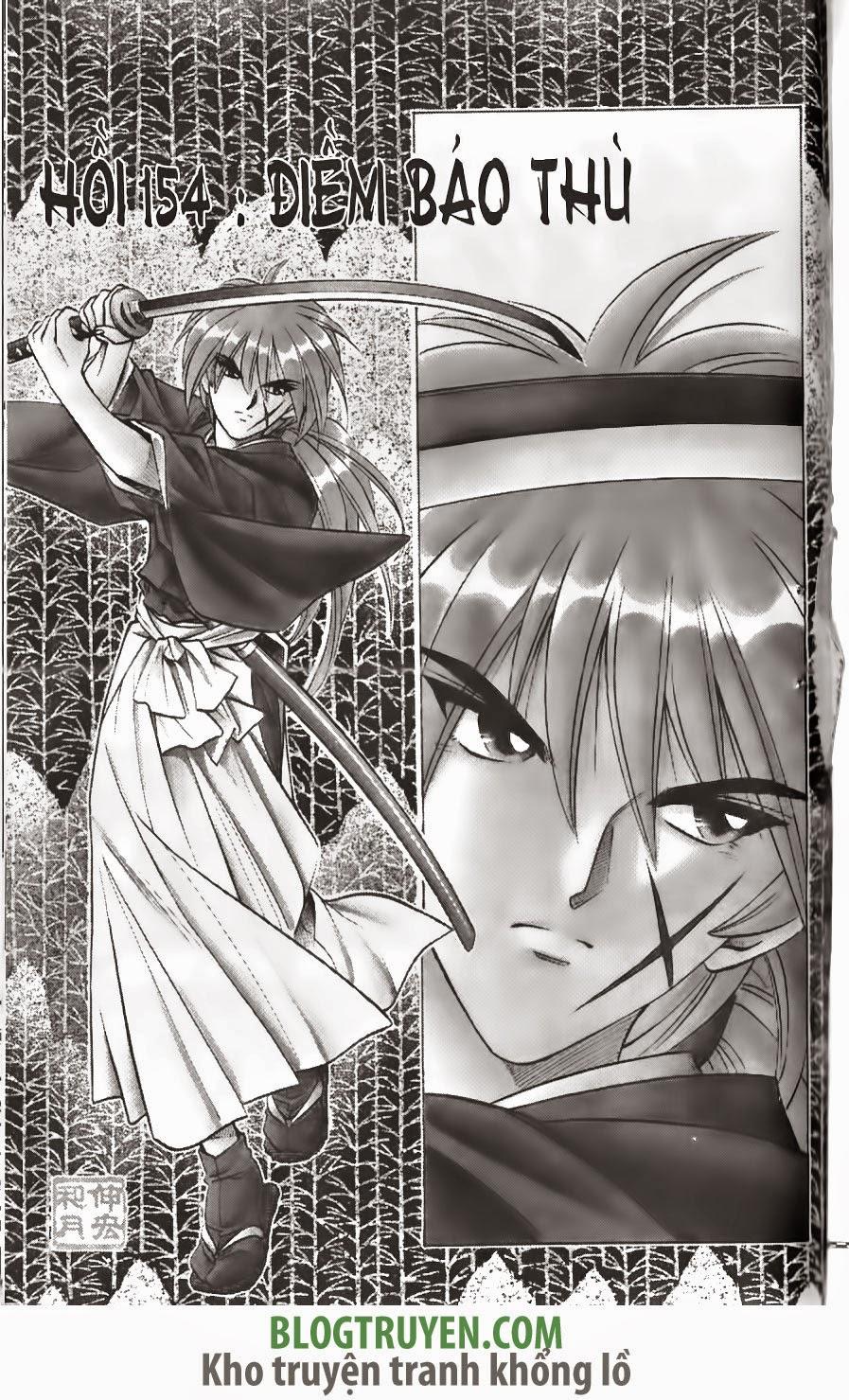 Rurouni Kenshin chap 154 trang 2
