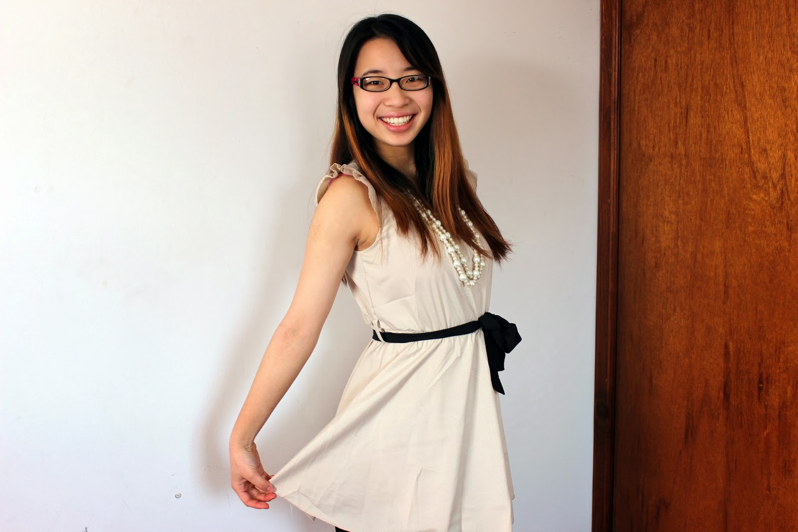 Dresslily Dress White Review