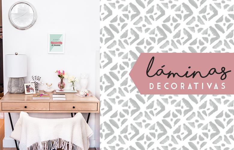 Láminas decorativas gratuitas descarga