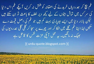 Urdu Lovely Quotes 39