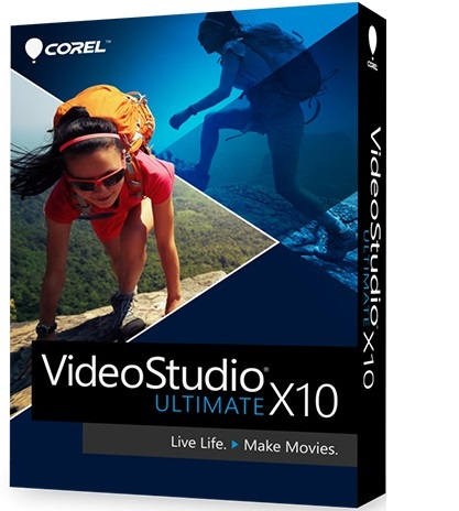 Corel VideoStudio Ultimate X10 v20.0.0.137 poster box cover