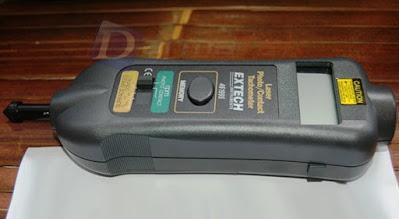 Darmatek Jual Extech 461995 Combination Contact/ Laser Photo Tachometer