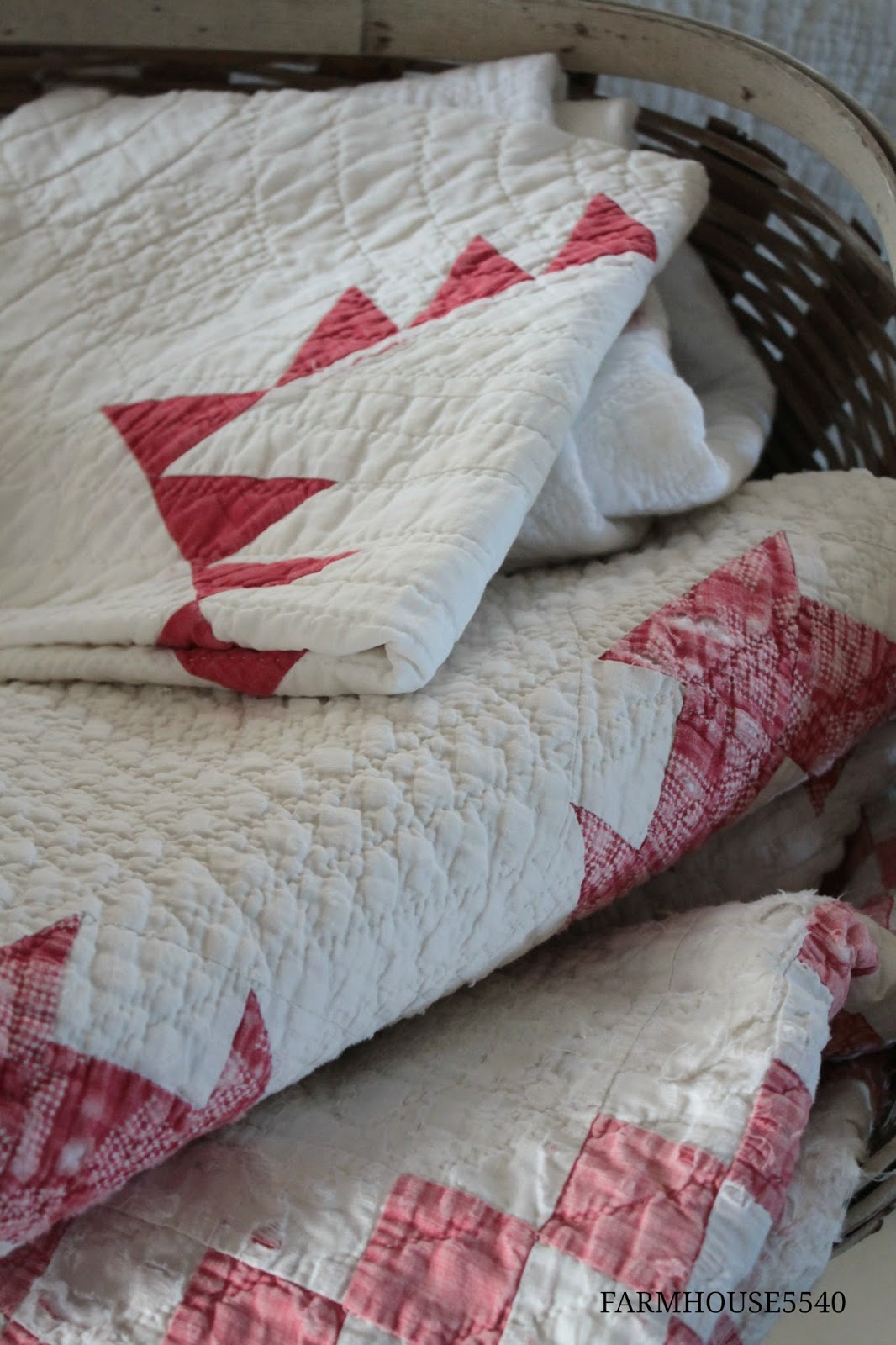 White Christmas Pillows