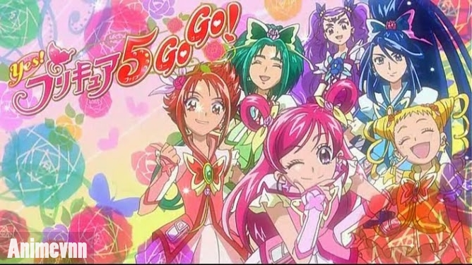 Ảnh trong phim Yes! Precure 5 GoGo! 1
