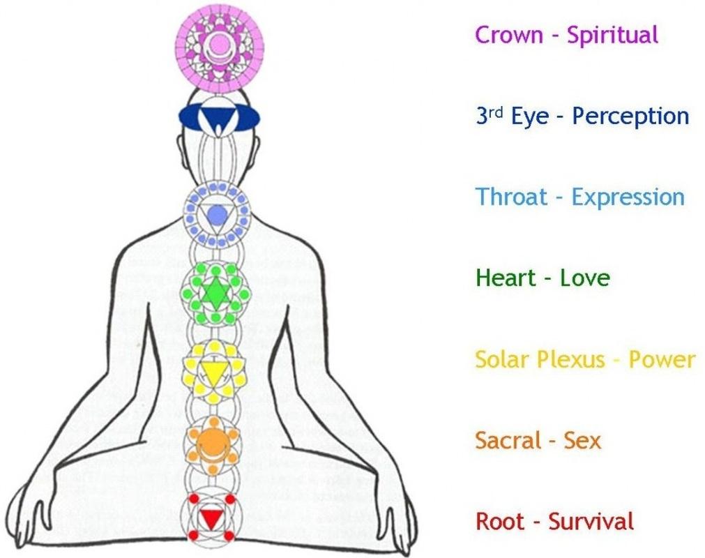 Art/Yoga Fusion: Yin Yoga - Root Chakra - Muladhara