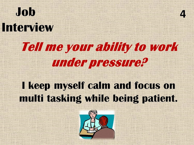 Quality Information  General Interview Question - technology interview questions