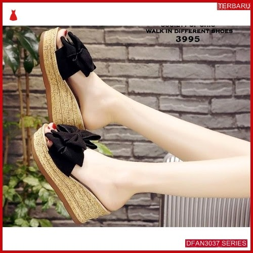 DFAN3037S161 Sepatu Jh123 Wedges Wedges Wanita Murah Terbaru BMGShop