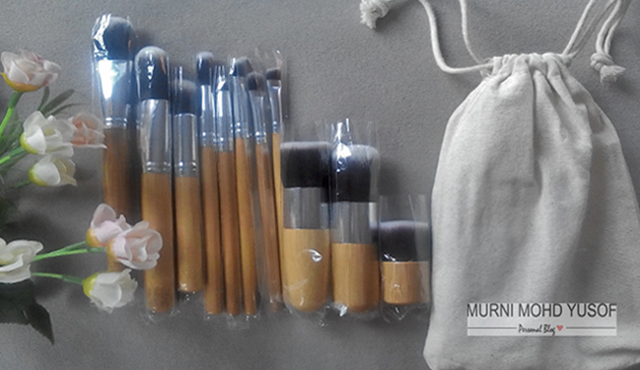 Set Berus Makeup Murah