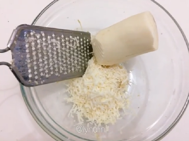 Gambar Cara Membuat Misro Isi Gula Merah Step 1