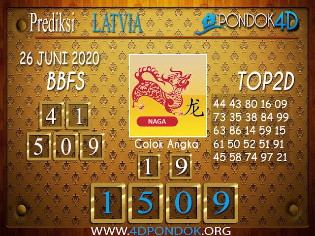 Prediksi Togel LATVIA POOLS PONDOK4D 19 JULI 2020