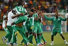 Latest Super Eagles