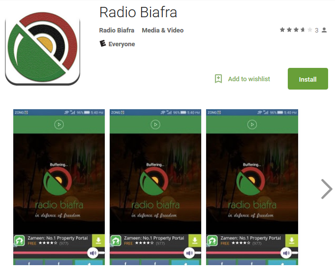 See Why FG Cannot Shut Down Radio Biafra Station ~ Weekly