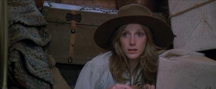 Sondra Locke as Laura Lee in The Outlaw Josey Wales