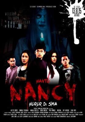 film hantu nancy yang mengisahkan cerita menyeramkan saat syuting