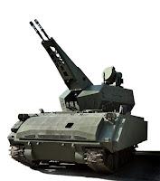 Aselkan üretimi Korkut Namlulu Hava Savunma Silahı