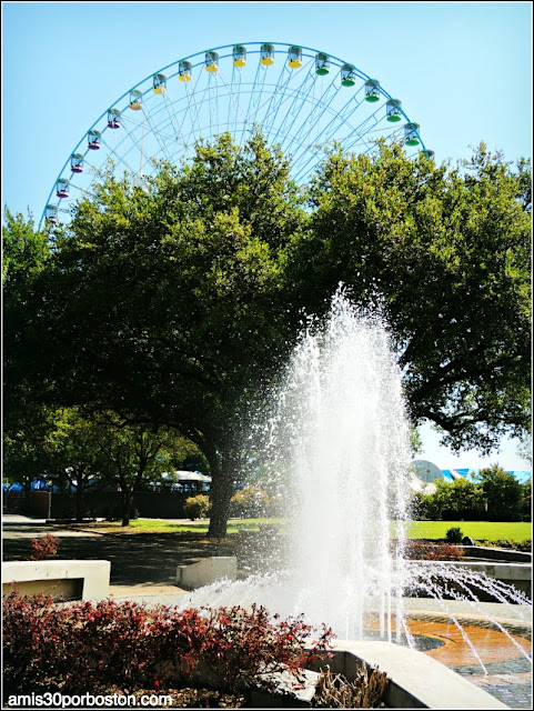 Texas Fair Park en Dallas