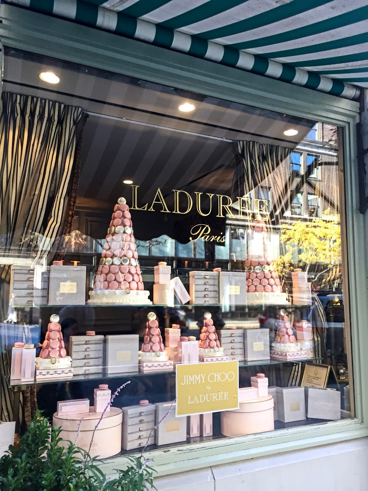 Ladurée New York Blair Waldorf Gossip Girl
