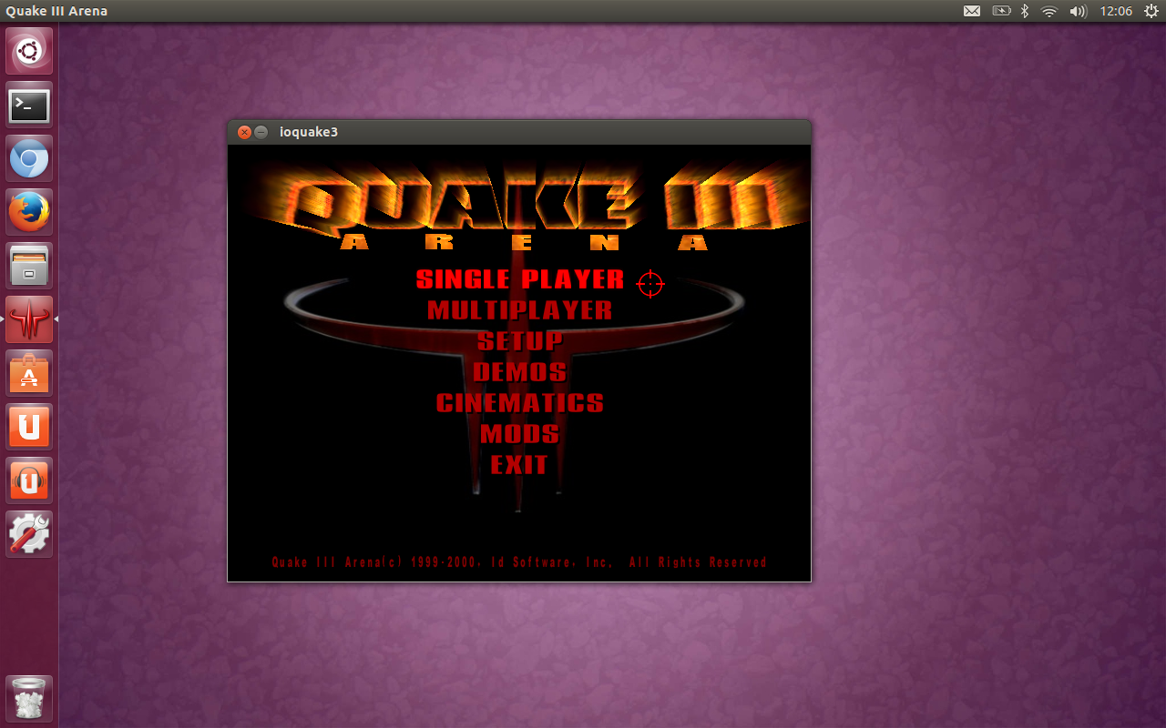 Samael me uk: How To: Install Quake 3 Arena on Ubuntu