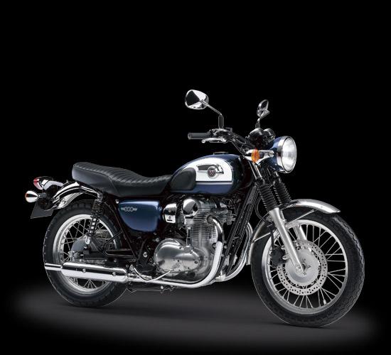 Kawasaki W800 Indoensia