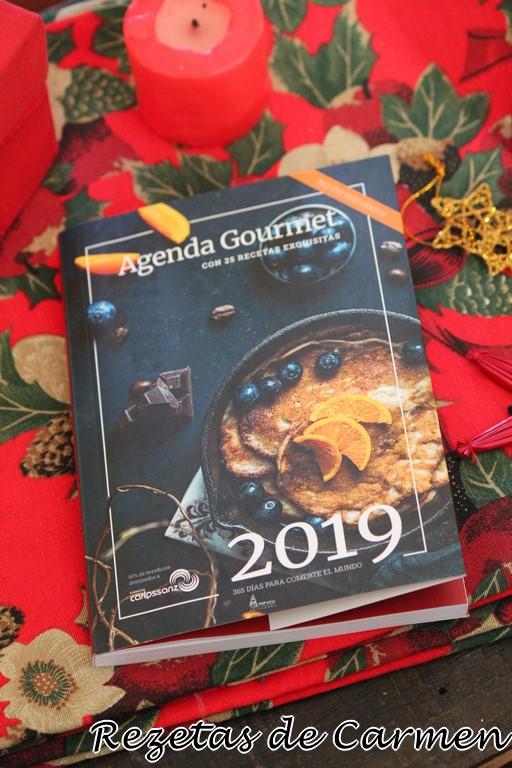 Agenda Gourmet Solidaria  2019