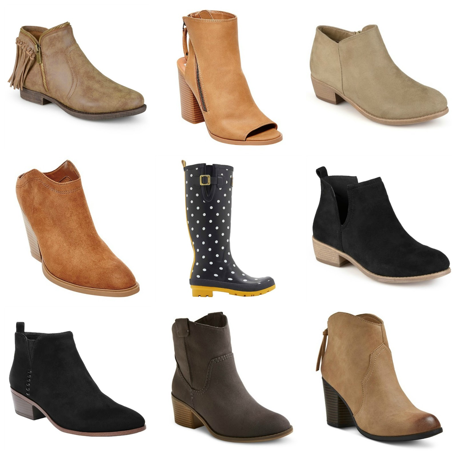 59c1a6f6c32 Friday Favorites - Fall Shoes!