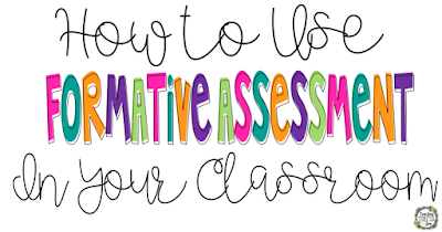 How to Use Formative Assessment in the Classroom