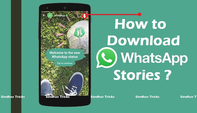 How to Download Stories In Whatsapp