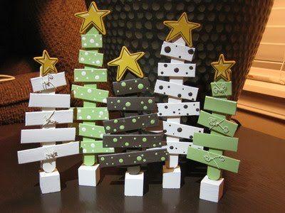 Rvores de natal criativas e recicladas pelo mundo - Christmas cycle 3 ...