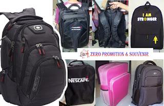 Backpack Souvenir, Tas Promosi Ransel Murah, Produsen Tas Ransel Tangerang, bikin tas ransel custom