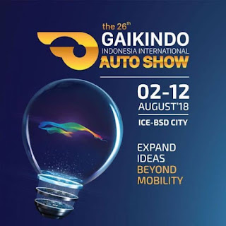 GAIKINDO Auto Show 2018