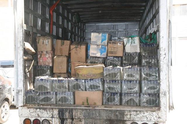 Golpe certero al contrabando y la ilegalidad en Bogotá