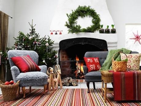 GAFunkyFarmhouse This 39 N That Thursdays Scandinavian Style Christmas In