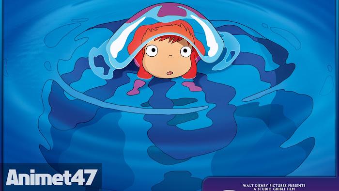 Ảnh trong phim Gake no Ue no Ponyo -Cô bé Người Cá Ponyo 1