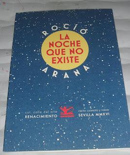 Imagen La noche que no existe-Rocío Arana