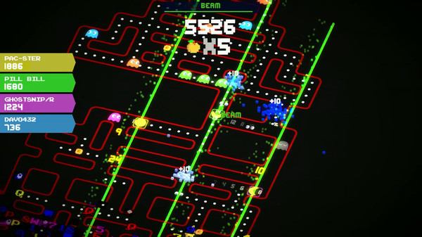Pac-Man 256 Full Version