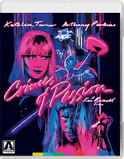 DVD & Blu-ray Release Report, Crimes of Passion, Ralph Tribbey