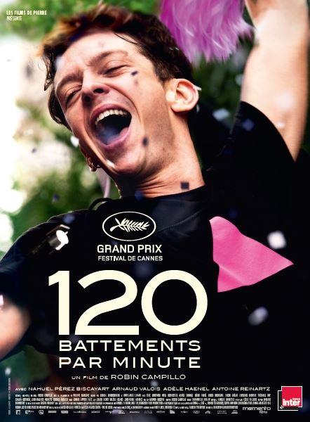 120 pulsaciones, film