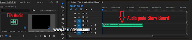 Cara Edit Suara narasi video jadi Unik