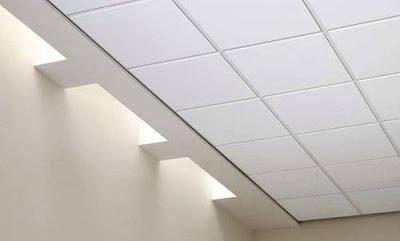 ฝ้าเพดานมีกี่แบบ