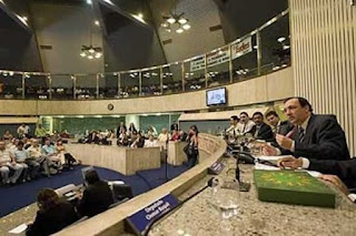 Parlamentares aprovam extinção do TCM