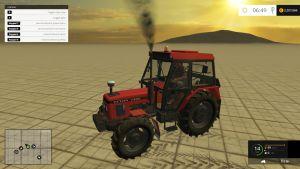 Zetor 7245 tractor