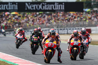 Hasil Lengkap Tes Resmi MotoGP di Catalunya, Spanyol 2017